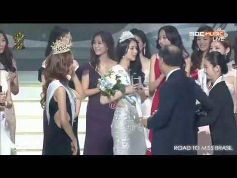 Miss Korea 2016 - Lee Min Ji