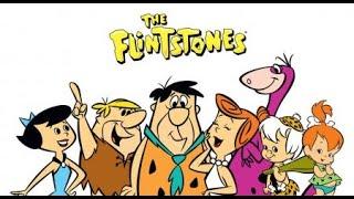 The Flintstones (Gli Antenati ) - Sigla Iniziale e Finale (1960)