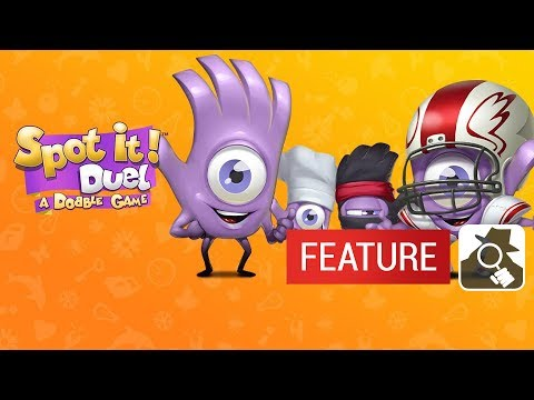 5 TIPS FOR SPOT IT! DUEL