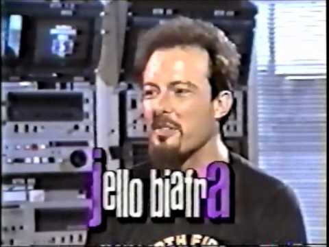 Jello Biafra -Interview- 1990
