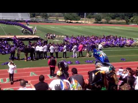 Bridges Academy's Class of 2014 Flash Mob!