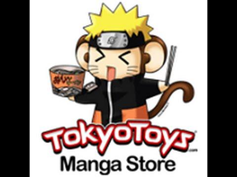 Tokyo Toys Manga Anime Shop LondonUK