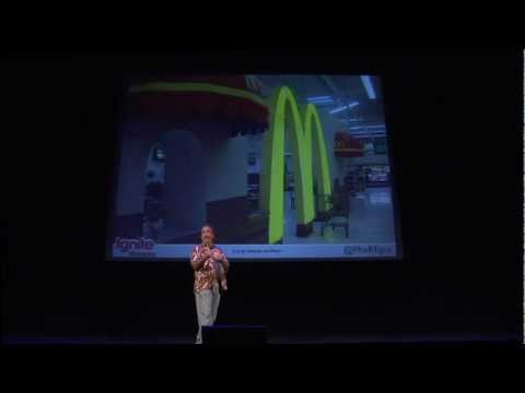 Ignite Phoenix #10 - Better Living Through Fast Food