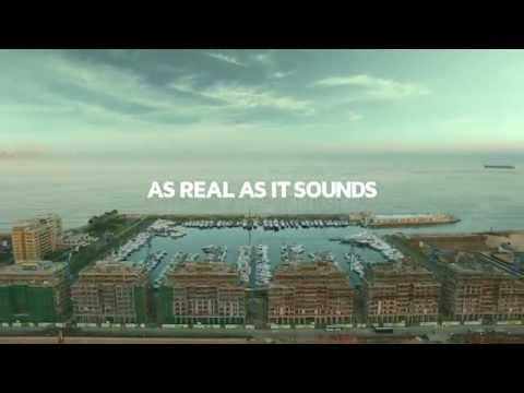 Waterfront City TVC ad - As real as it sounds