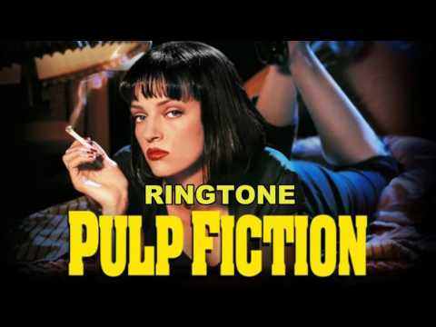 RINGTONE Pulp Fiction