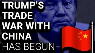Get Ready for Expensive Stuff, Trump China Trade War Starts