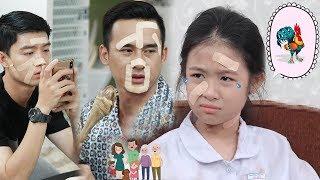 Tâm Anh, Lam Chi cùng đại gia đình CHIẾN ĐẤU KHỐC LIỆT với LOÀI GÀ KINH HOÀNG nhất hành tinh