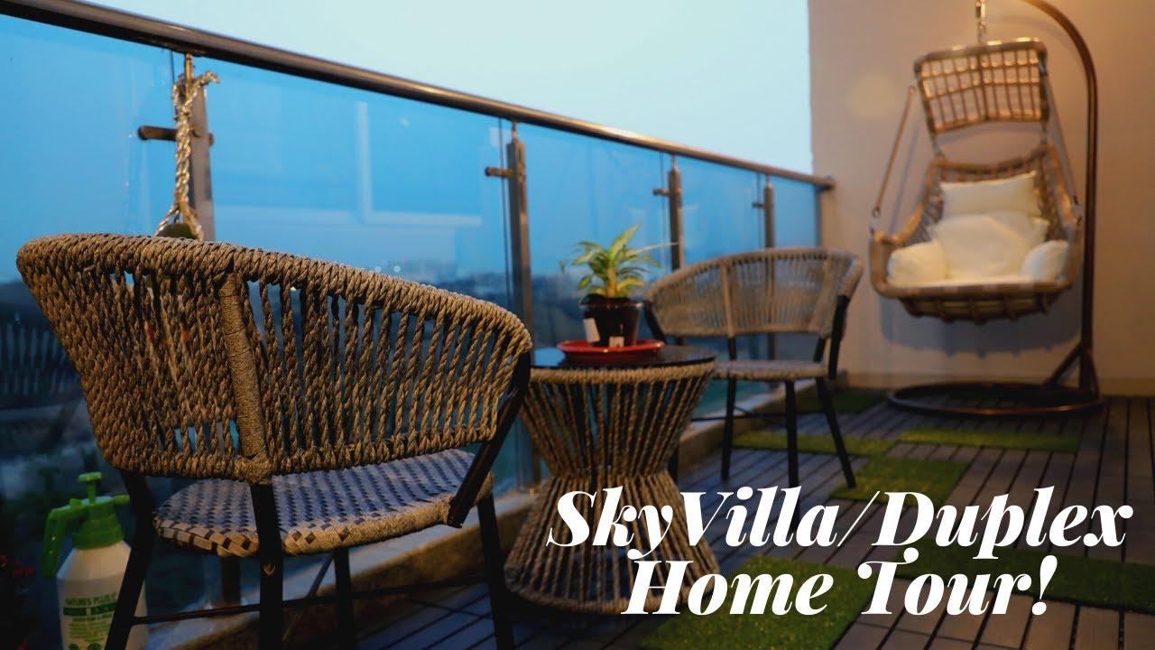 Sky Villa/ Duplex Complete Home Tour