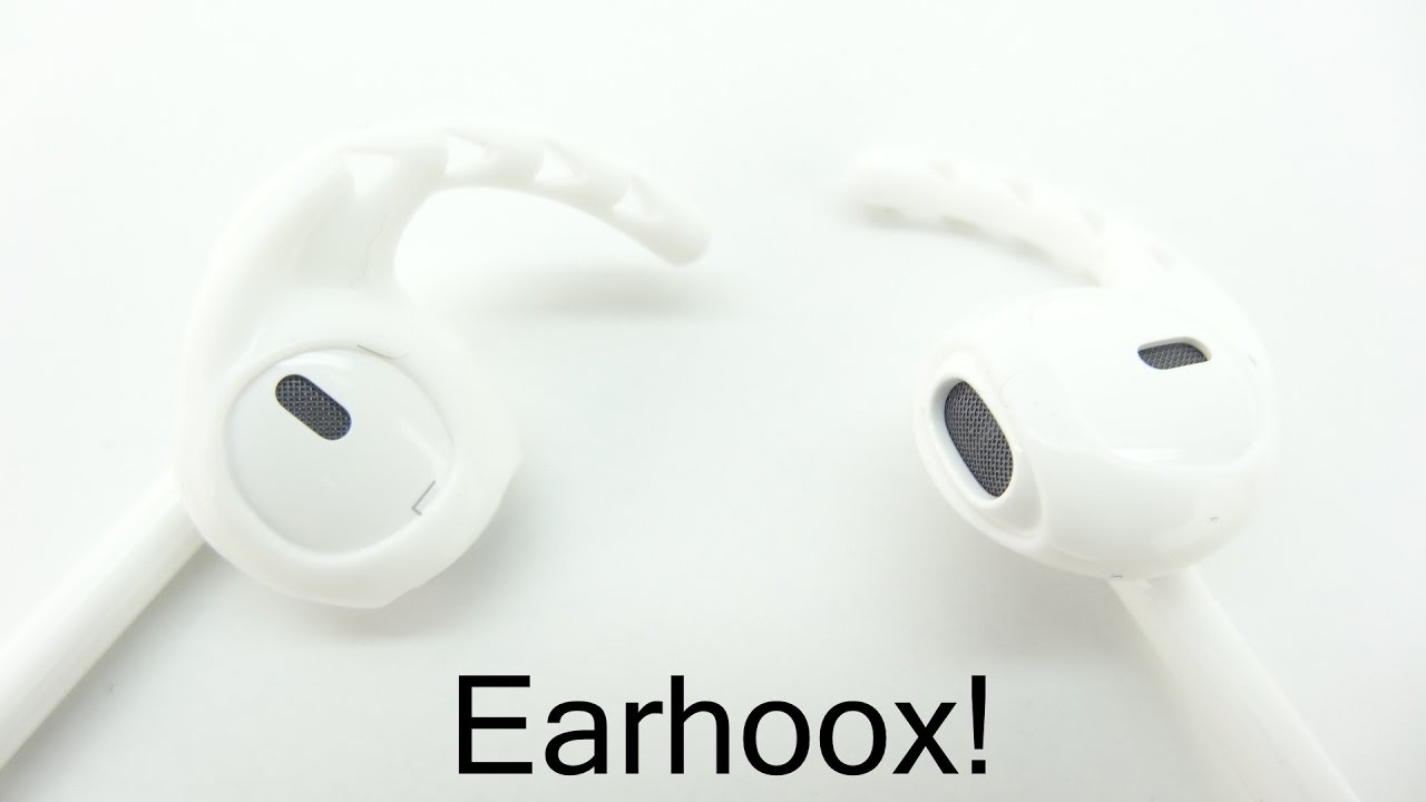 88363d042a8 Earhoox For Apple AIRPODS & EarPods! - YouTube
