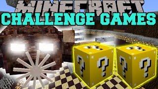 Minecraft: MOLENOID CHALLENGE GAMES - Lucky Block Mod - Modded Mini-Game