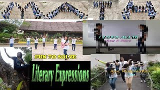 MATH LITERARY EXPRESSIONS by HUMSS - A