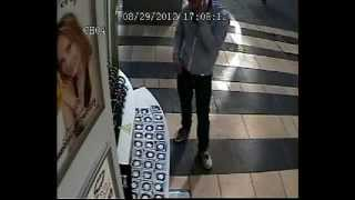 Shoplifters at Cabots Circus Bristol 2012