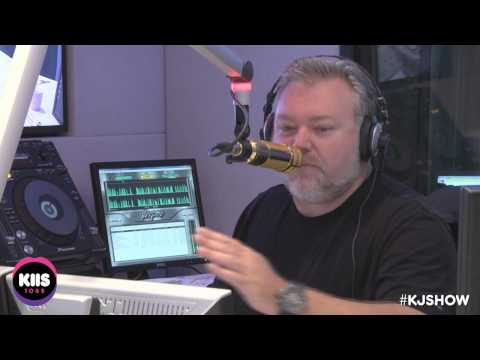 Kyle & Jackie O's Mics Turn On At KIIS 1065