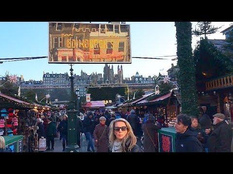 PATRIOT24 TRAVEL: Jarmark Bożonarodzeniowy w Edynburgu. Piękno, zapach i smak!