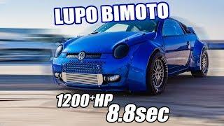 "LUPO BIMOTO 2X 2.0TFSI 8.8"" @ 272km/h by DOP MOTORSPORT | Autokinisimag"
