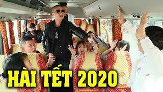 Hài Tết 2020 | Chuyến Xe Về Quê Tết Gặp Cướp Full HD | Phim Hài Tết Mới Nhất 2020