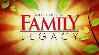 Dr  James Dobson Building A Family Legacy DVD Series