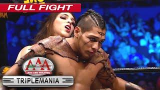 LuchaLibreAAA #TriplemaniaXXVI #Deportes Versión 2 Lucha por el Cam...
