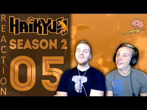 SOS Bros React - Haikyuu Season 2 Episode 5 - Hinata's Greed!!