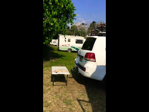 FREE CAMPING - Babinda, Queensland - Near Cairns!