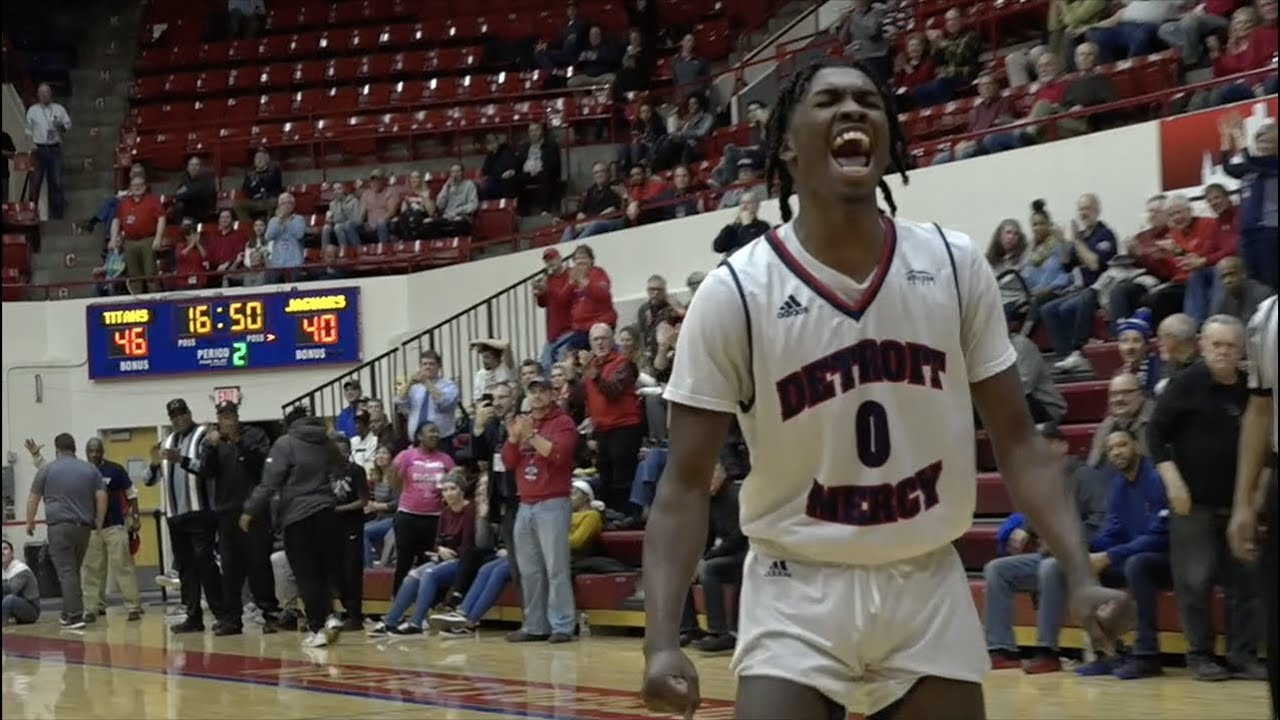 Highlights of Antoine Davis breaking the 3-point record.