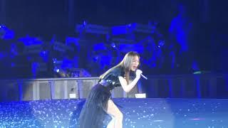 [FANCAM] 181117 Taeyeon (SNSD) - I & Ending @ 'S...Tour Hong Kong