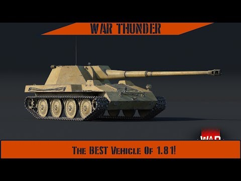 War Thunder - The BEST Vehicle Of 1.81!