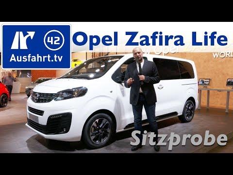 Weltpremiere 2019 Opel