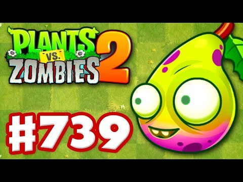 IMP PEAR! New Plant! - Plants Vs. Zombies 2 - Gameplay Walkthrough Part 739