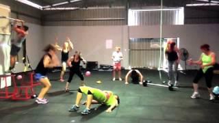Workouts to take a gym