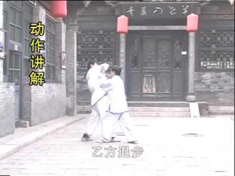 戴式心意拳用法 Dai Xin Yi quan shou fa