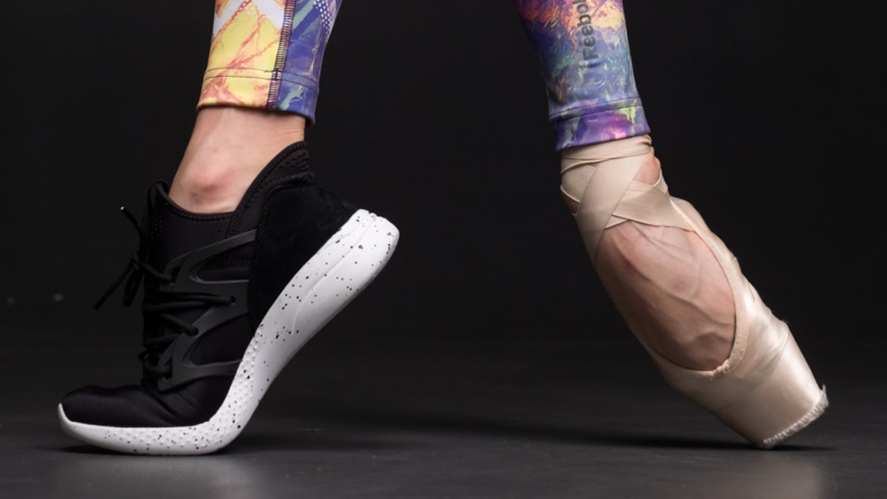 Reebok and Ballet Insider presents special episode of Portraits ... c9bb89e70
