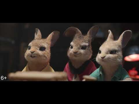 Кролик Питер 2 - второй трейлер