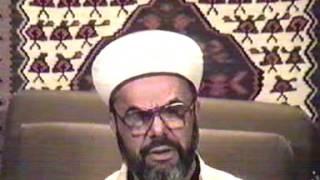 28.03.1993 - Hadis Sohbeti 2. Bölüm - Prof. Dr. Mahmud Esad Coşan Rh.A