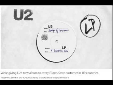 U2 - Cedarwood Road (Original Mix)