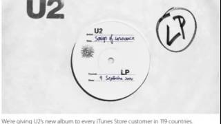 U2 - Cedarwood Road (Original Mix)