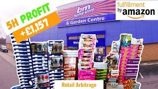 Amazon FBA - Retail Arbitrage - Make Money THIS WEEK - Explained + Example - Amazon FBA UK