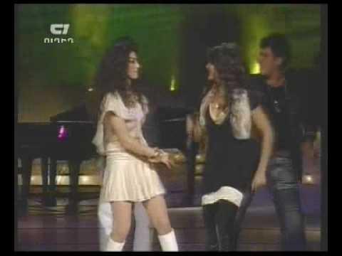 2007 ARMENIA NATIONAL MUSIC AWARDS -Sirusho/Sofi: Arjhani E'