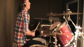giant funeral party drum cover