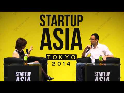 [Startup Asia Tokyo 2014] Fireside Chat: DeNA's Founding Story and its Challenges Ahead