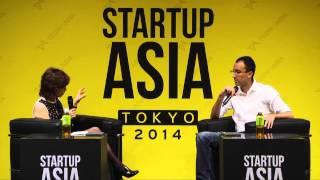 [Startup Asia Tokyo 2014] Fireside Chat: DeNA