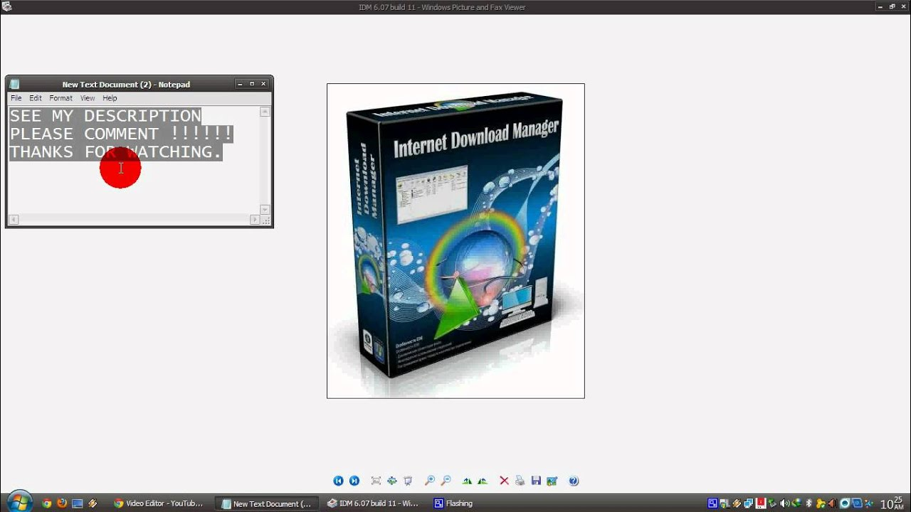 internet download manager 6.07 with crack file free download