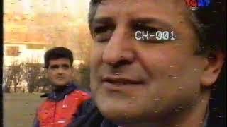 تسجيل قديم للقنوات الفضائية  العربية والاجنبية سنة 1996