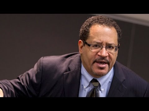 Michael Eric Dyson Discusses New Book 'Tears We Cannot Stop: A Sermon To White America'