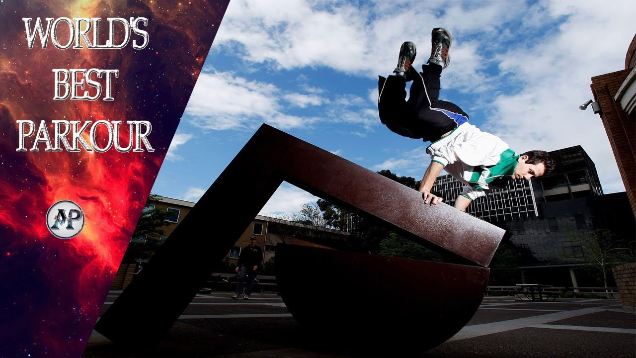 The World's Best Parkour 2020   AMAZING PEOPLE
