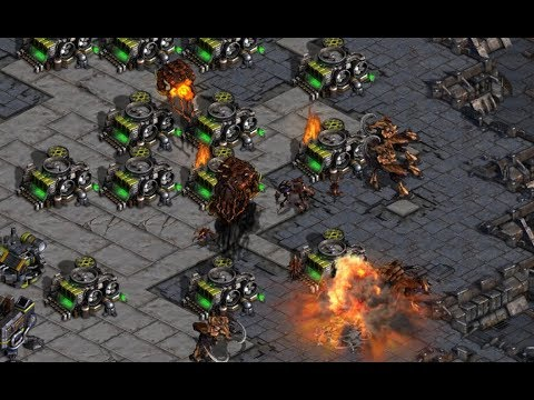 Flash (T) v Savior (Z) on Ultimatum - StarCraft  - Brood War REMASTERED