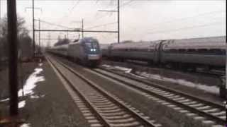 Northeast Corridor Action at Rahway