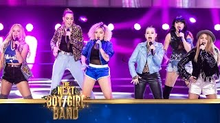 HET DEBUUT VAN DE GIRLBAND! - The Next Boy/Girl Band