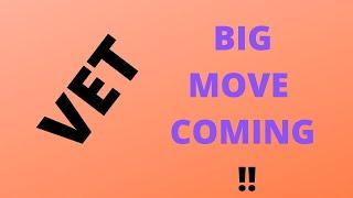 Vechain VET big move Coming🔥🔥🔥