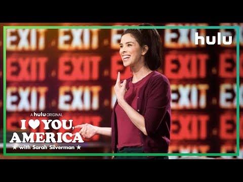 Sarah's Mindfulness Monologue | I Love You, America on Hulu